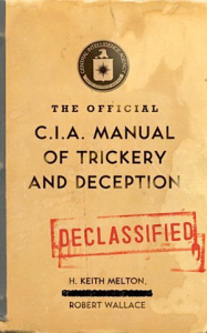 cia manual deception