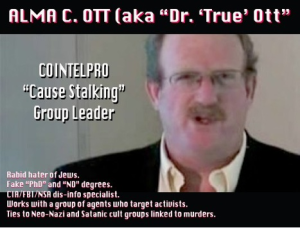 The fake Dr. True Ott