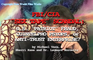 Sex Tape Scandal Banner