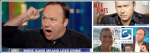 Alex Jones Controlled Opposition Personified