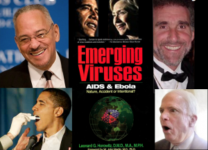 Emerging Viruses Scandal by Rev. Jeremiah Wright, Barack Obama and Dr. Leonard Horowitz