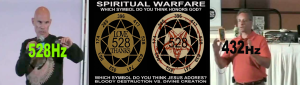 432 Hz Fraud Advanced by Psychopaths to Destroy LOVE Played in 528 Hz