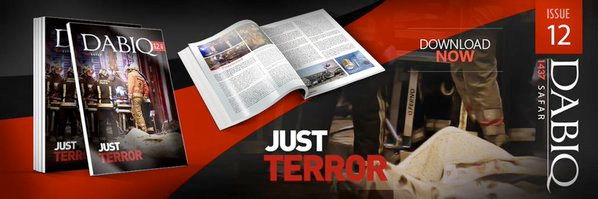 ISIL Magazine Banner