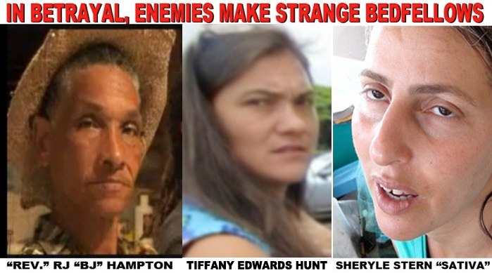 BETRAYAL ENEMIES STRANGE BEDFELLOWS
