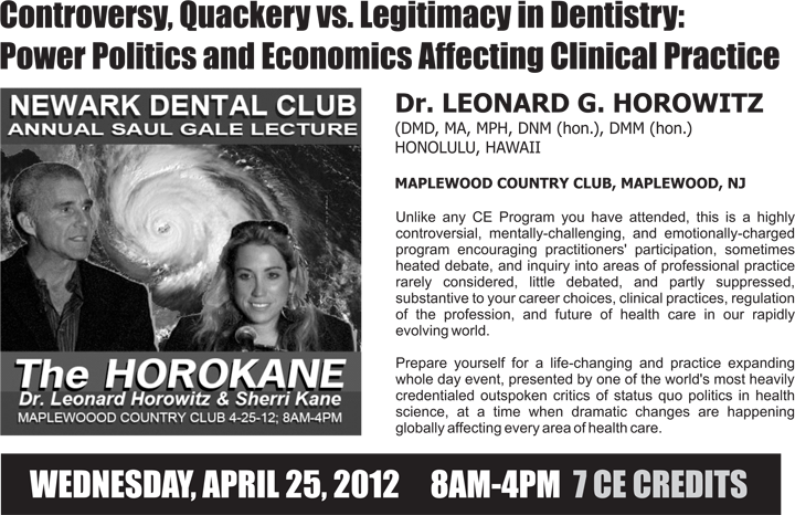 Newark Dental Flyer Banner