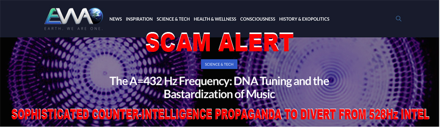 War On We The People 432 Scam Alert | War On We The People